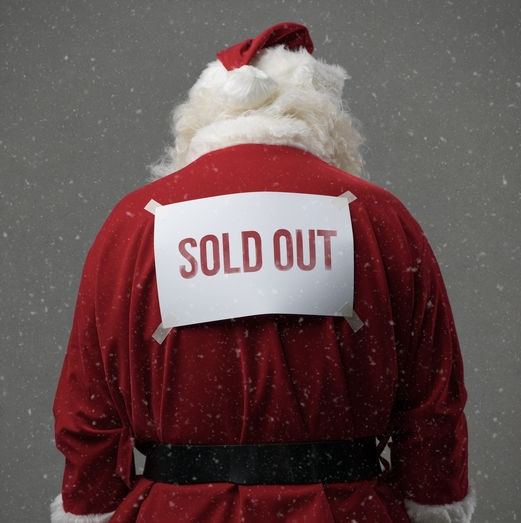 Santa Kids Suits UITVERKOCHT