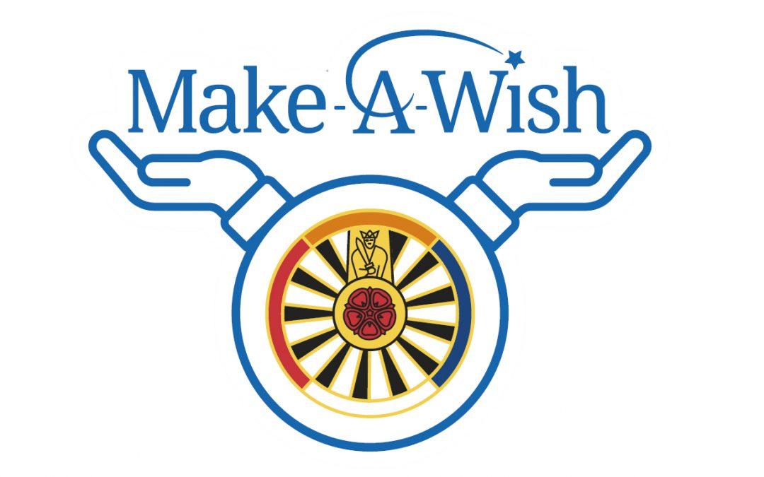 € 4.000,- voor Make-A-Wish Nederland opgehaald !